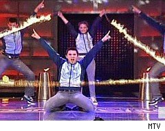 America's Best Dance Crew, Flaming Jump Ropes