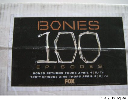 Bones press kit box