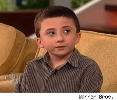 Atticus Shaffer on Working with Betty White