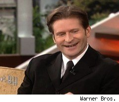 Crispin Glover Talks to Bonnie Hunt About Owning a Castle
