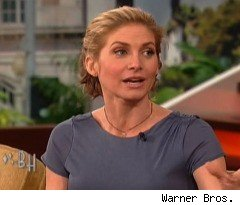Elizabeth Mitchell on Her Son Being a Flirt