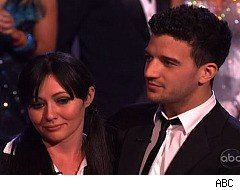 Dancing With the Stars, Shannen Doherty Sent Home