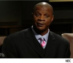 Darryl Strawberry on 'Celebrity Apprentice'