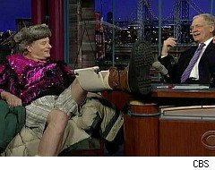 David Letterman, Bill Murray