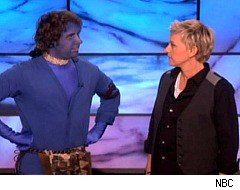 Ellen DeGeneres, Josh Groban, Oscars