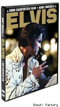 The cover of the Elvis Movie DVD