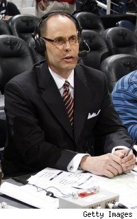 Ernie Johnson of TNT and TBS
