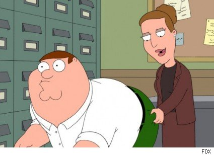 'Family Guy' - 'Peter-Assment'