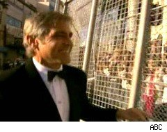82nd Annual Academy Awards, George Clooney, Fans