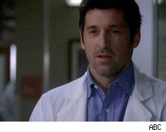 Grey's Anatomy, Patrick Dempsey