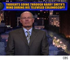 Harry Smith on Late Show with David Letterman