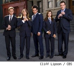 The cast of 'How I Met Your Mother'