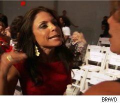 Bethenny and LuAnn Fight on 'Real Housewives'