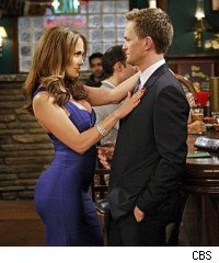 Jennifer Lopez & Neil Patrick Harris, 'How I Met Your Mother'