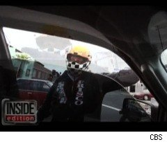 Jesse James Explodes on 'Inside Edition'