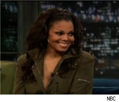 Janet Jackson on 'Late Night'