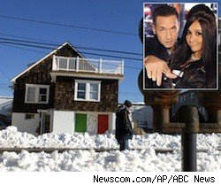 The Jersey Shore house