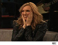 Late Night With Jimmy Fallon, Toni Collette, Julianne Moore
