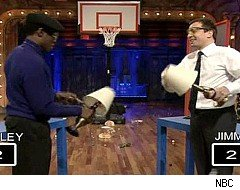 Jimmy Fallon, Wesley Snipes