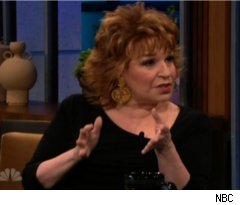 Joy Behar Talks Glenn Beck on 'Tonight Show'