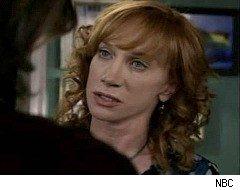 Law and Order: SVU, Kathy Griffin
