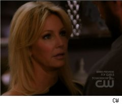 Heather Locklear Dumped on 'Melrose Place'