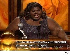 NAACP Image Awards, Precious, Gabourey Sidibe