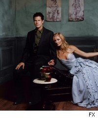 Dylan Walsh &amp; Joely Richardson, 'Nip/Tuck'