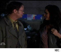 Dwight Finds a New Girl on 'The Office'