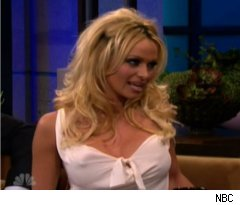 Pam Anderson Talks 'Dancing' on 'Tonight Show'
