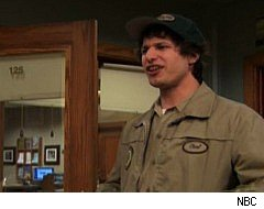 Parks and Recreation, Andy Samberg