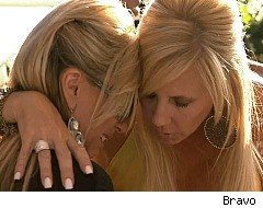 Real Housewives of Orange County, Tamra, Vicki