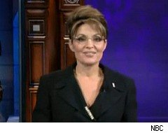 The Tonight Show, Sarah Palin