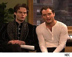 Saturday Night Live, Jude Law