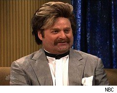 Saturday Night Live, Zach Galifianakis, Beard
