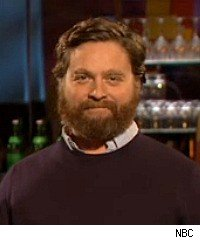 Saturday Night Live, Zach Galifianakis