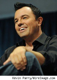 Seth MacFarlane at PaleyFest 2010