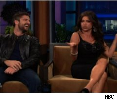 Gerard Butler and Sofia Vergara on 'The Tonight Show'