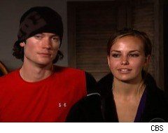 The Amazing Race, Brent and Caite