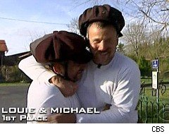 The Amazing Race, Louie and Michael 