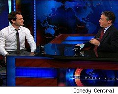 The Daily Show with Jon Stewart, Jude Law