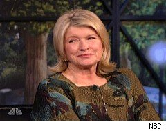 The Marriage Ref, Martha Stewart
