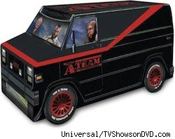 The 'A*Team' Complete Series DVD box set