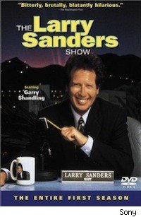 'The Larry Sanders Show Complete First Season' DVD