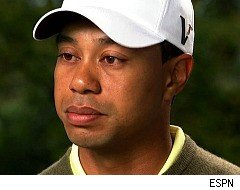 Tiger Woods Interview, ESPN