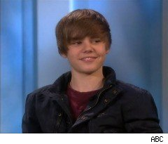 Justin Bieber Hits On Barbara Walters