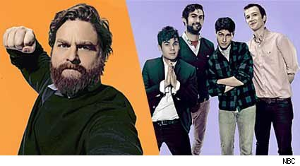 zach galifianakis vampire weekend