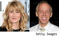Laura Dern and Mike White