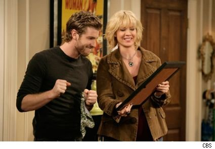 Jenna Elfman returns in a new episode of 'Accidentally on Purpose' at 8:30 on CBS