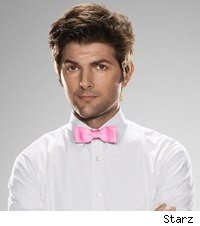 Adam Scott of 'Party Down'